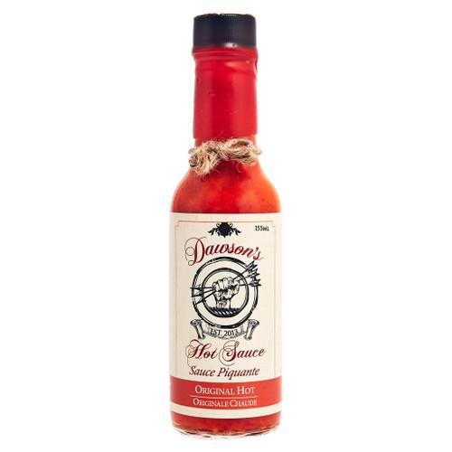 Dawson's Original Hot Sauce, 155ml