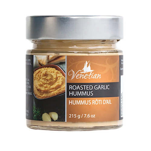 Roasted Garlic Hummus, 215g