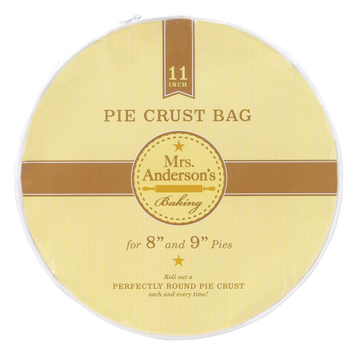 Pie Crust Bag - For 8-in and 9-in Pies