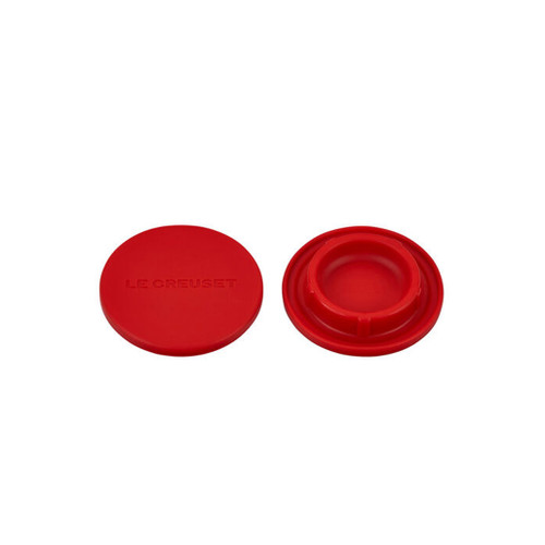 Cerise Mill Caps - Set of 2