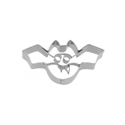 Bat Detailed Cookie Cutter, 7cm