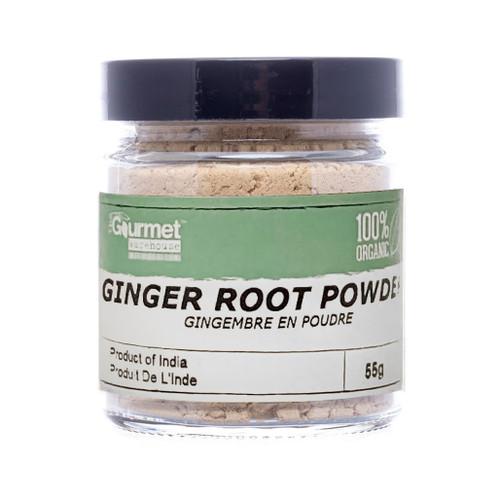 Ginger Root Powder - Organic, 55g