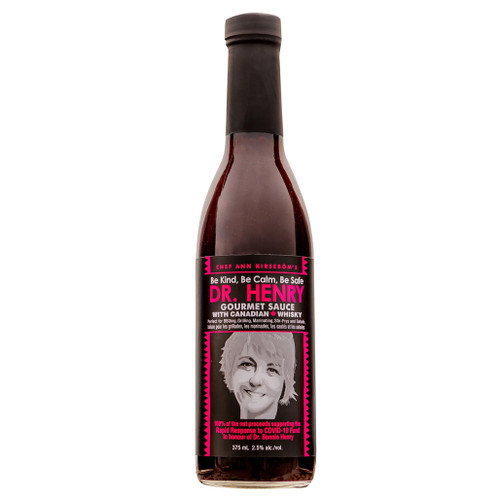 Dr Henry Whisky Sauce, 375ml