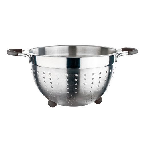 Colander with Rubber Feet and Handles, 24cm