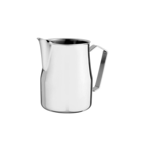 Creamer Spouted - Stainless Steel, 15.5oz