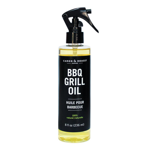 BBQ Grill Cleaning Oil, 8oz