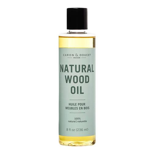 Natural Wood Oil, 8oz