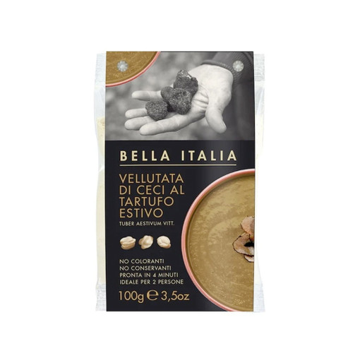 Chickpea Soup Puree with Truffle, 100g