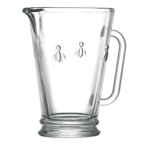 Bee Glass Pitcher, 1L