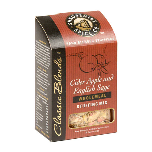 Stuffing Mix - Cider Apple & English Sage, 150g