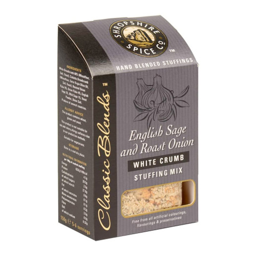 Stuffing Mix - English Sage & Roast Onion, 150g