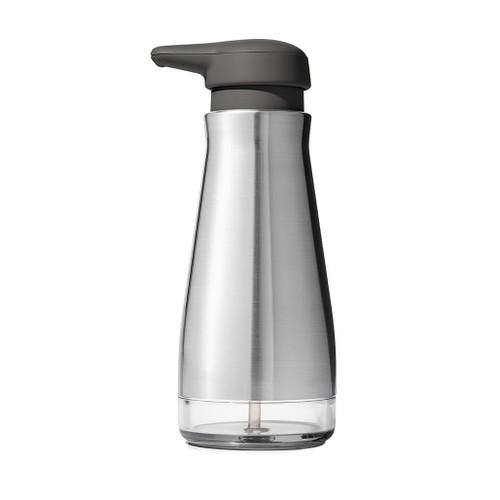 Soap Dispenser - Stainless Steel, 12oz