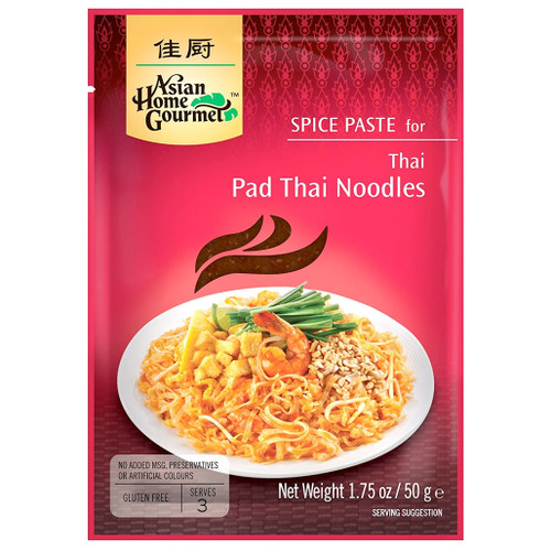 Pad Thai Noodles - Spice Paste, 50g