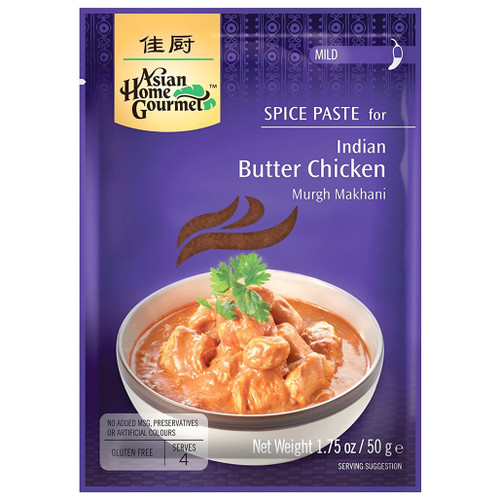 Indian Butter Chicken - Spice Paste, 50g