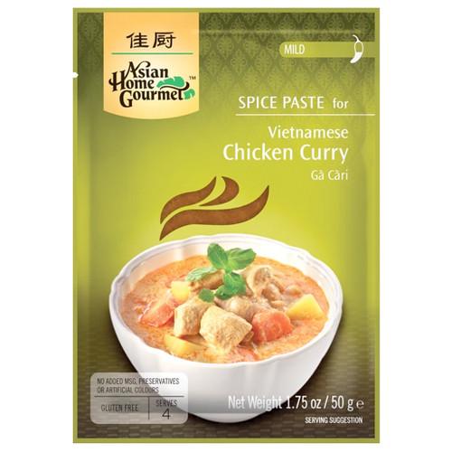 Vietnamese Chicken Curry - Spice Paste, 50g