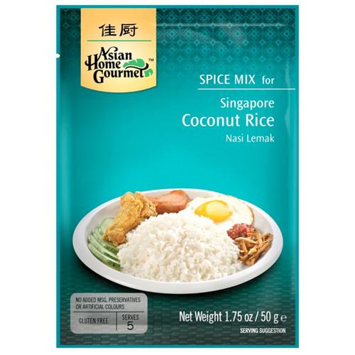 Singapore Coconut Rice - Spice Paste, 50g