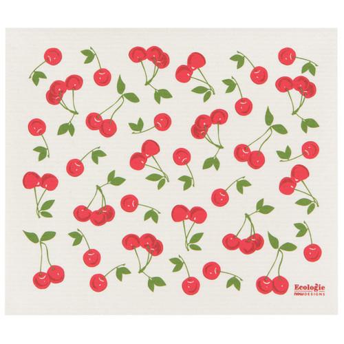 Swedish Dry Mat - Cherries, 12 x 14-in