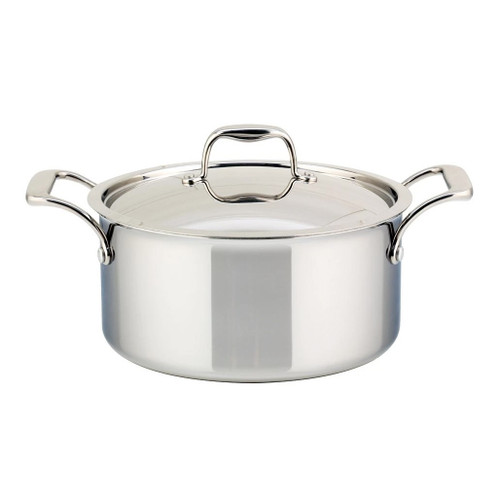 SuperSteel Tri-Ply Clad - Dutch Oven with cover, 5L