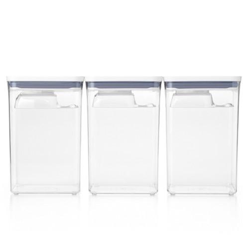 POP 2.0 Container - Bulk Food Container Set, 6-Piece