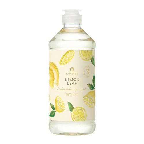 Dishwashing Liquid - Lemon Leaf, 16oz
