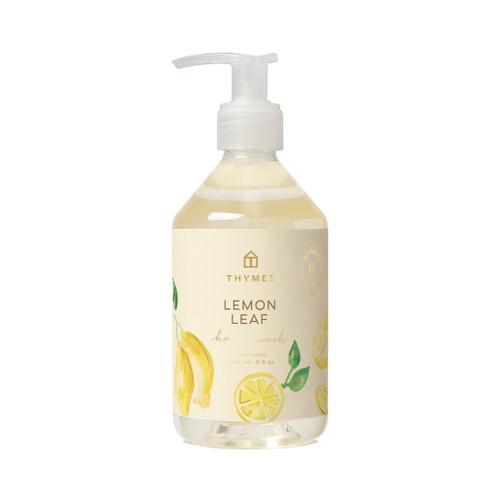Hand Wash - Lemon Leaf, 9oz