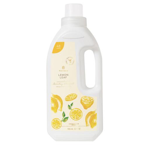 Laundry Detergent Concentrated - Lemon Leaf, 32oz