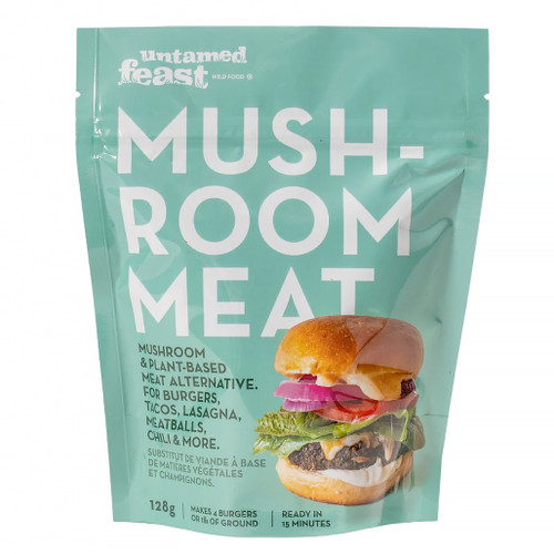 Mushroom Meat - Plant-Based Meat, 128g