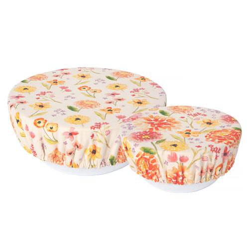 Bowl Covers - Cottage Floral, Set of 2