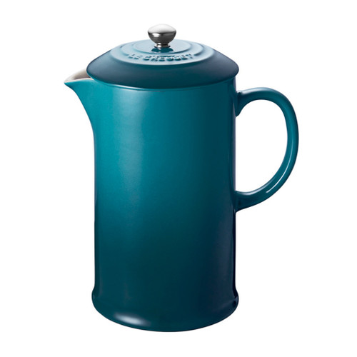 Teal French Press, 0.8L