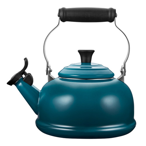 Teal Classic Whistling Kettle, 1.6L