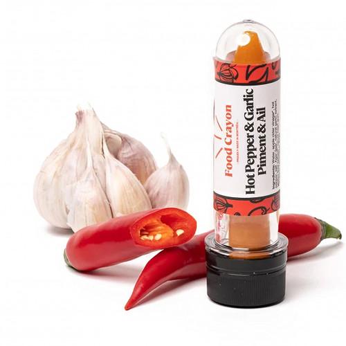 Food Crayon - Chili & Garlic