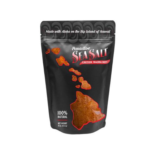 Hawaiian Sea Salt - Caution: Magma Hot, 4oz