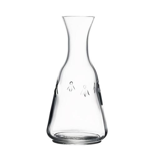 Bee Glass Carafe, 25oz