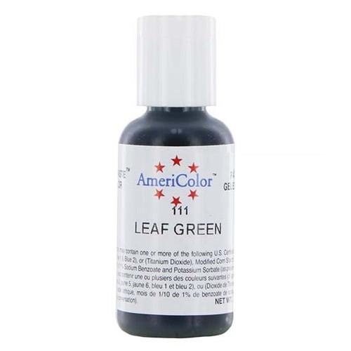 Gel Paste - Leaf Green, 21g