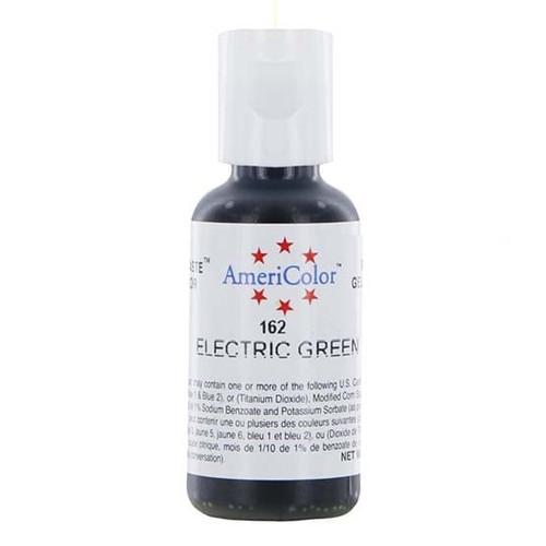 Gel Paste - Electric Green, 21g