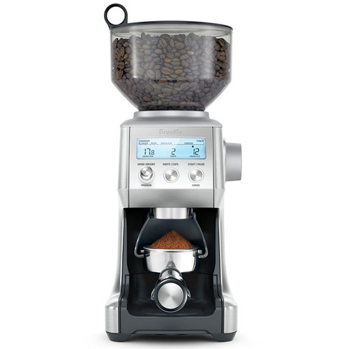 Smart Coffee Grinder Pro - Brushed Stainless