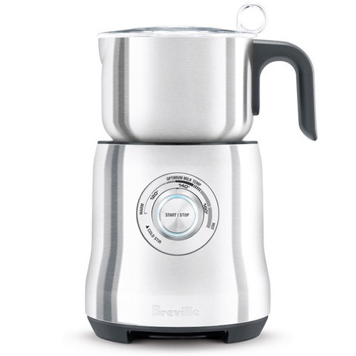 Milk Café Frother - Stainless Steel