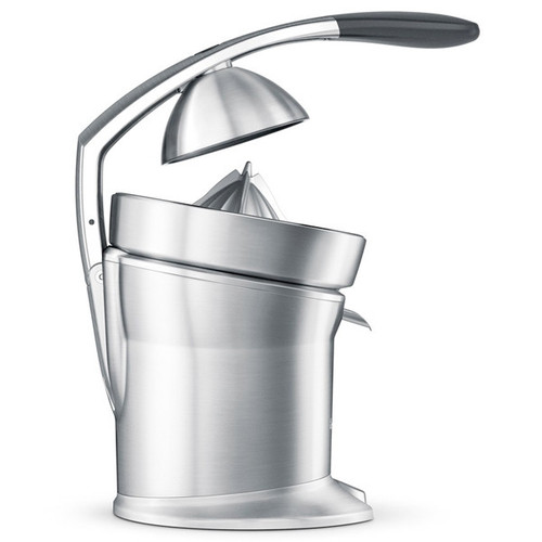 Citrus Press Pro - Brushed Stainless