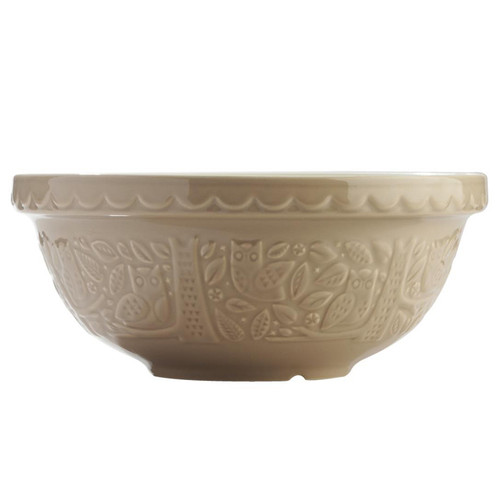 Mixing Bowl In the Forest - Stone, 26cm