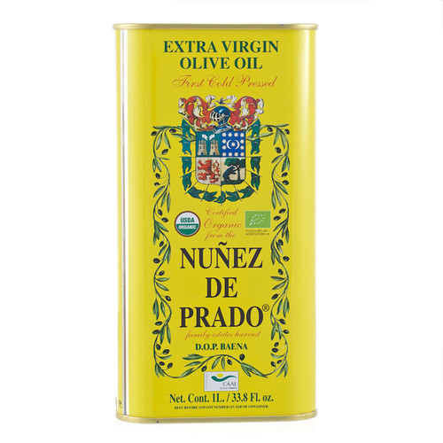 Extra Virgin Olive Oil Nunez De Prado, 1L