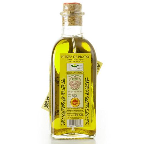 Extra Virgin Olive Oil - Glass Bottle, 500ml