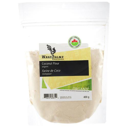 Organic Coconut Flour, 400g