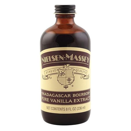 Madagascar Vanilla Extract, 8oz