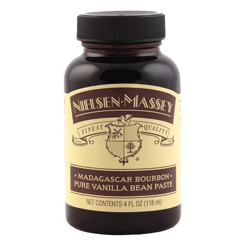 Madagascar Bourbon Pure Vanilla Bean Paste, 4oz