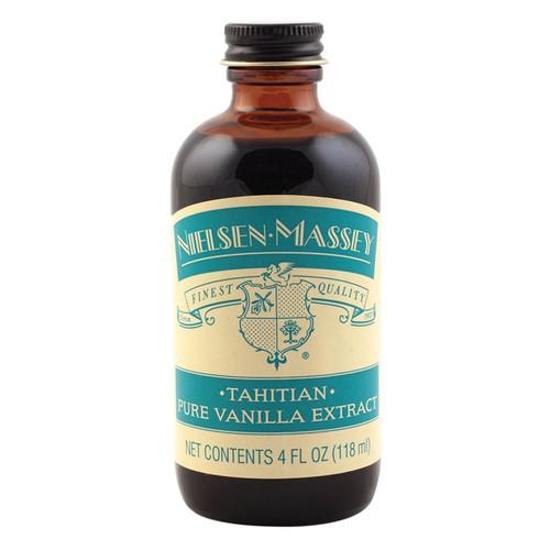 Tahitian Pure Vanilla Extract, 4oz