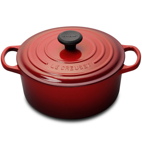 Cerise Round French Oven, 4.2L
