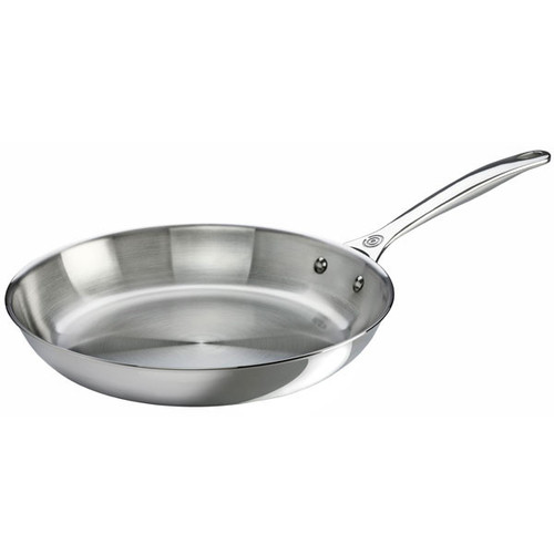 Frypan - Tri-Ply Stainless, 12-in