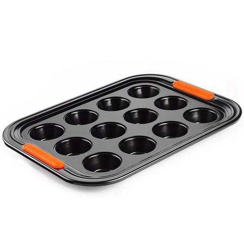Muffin Pan Mini - Non-Stick, 12 Cups