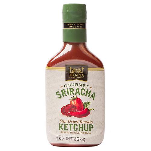 Sriracha Sun Dried Tomato Ketchup, 16oz