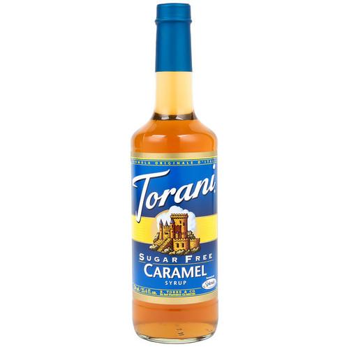 Caramel Syrup - Sugar Free, 750ml